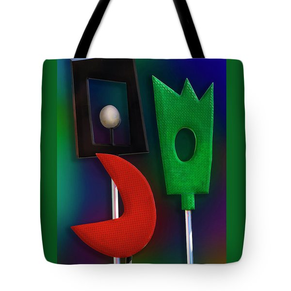 Tote Bag featuring the photograph Happy Together  by Paul Wear