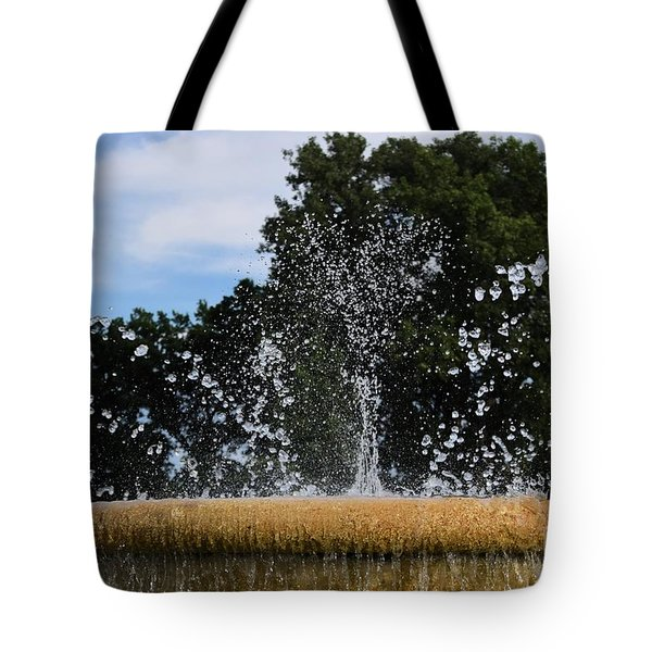 Happy Water Tote Bag
