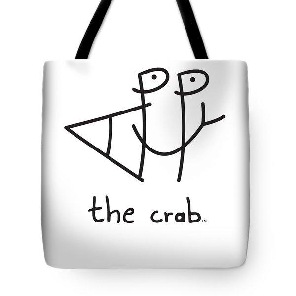 Happythecrab.com Tote Bag