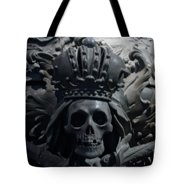 Hapsburg Tombs Vienna Austria Tote Bag by Thomas Marchessault