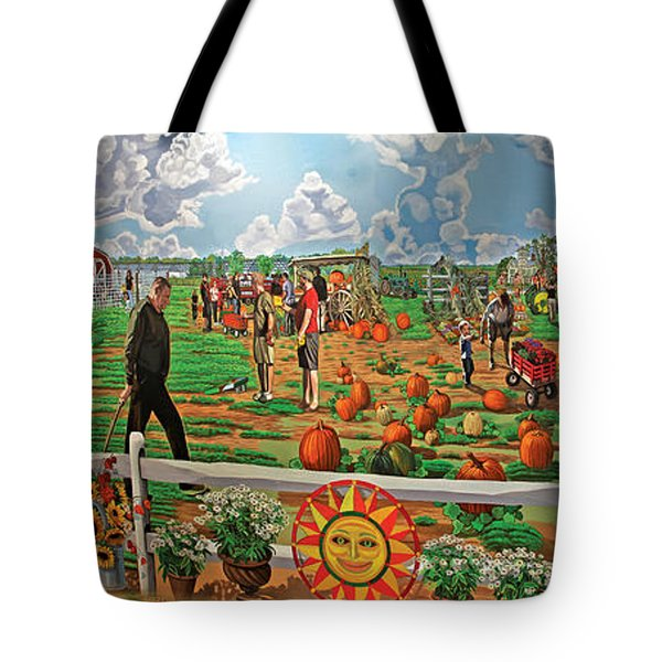Harbe's Family Farm Tote Bag