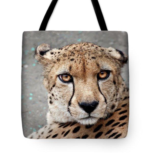 Harbin Leopard Tote Bag