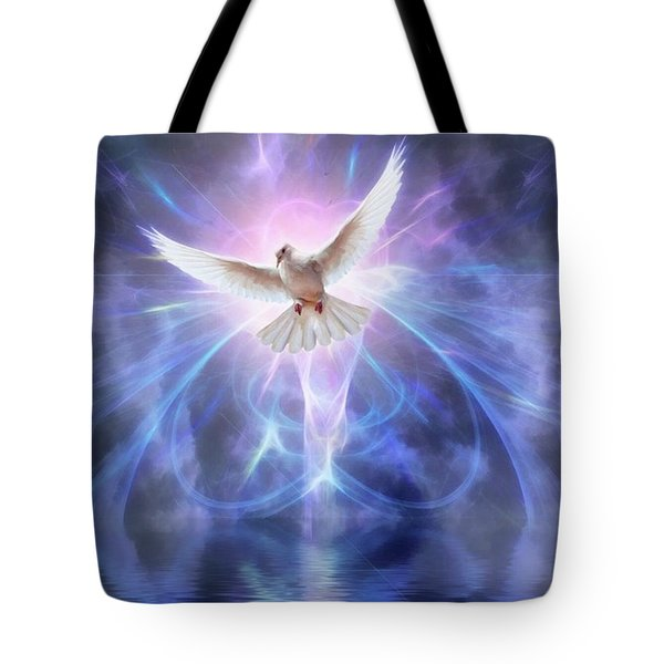 Harbinger II #fantasy #fantasyart Tote Bag by John Edwards