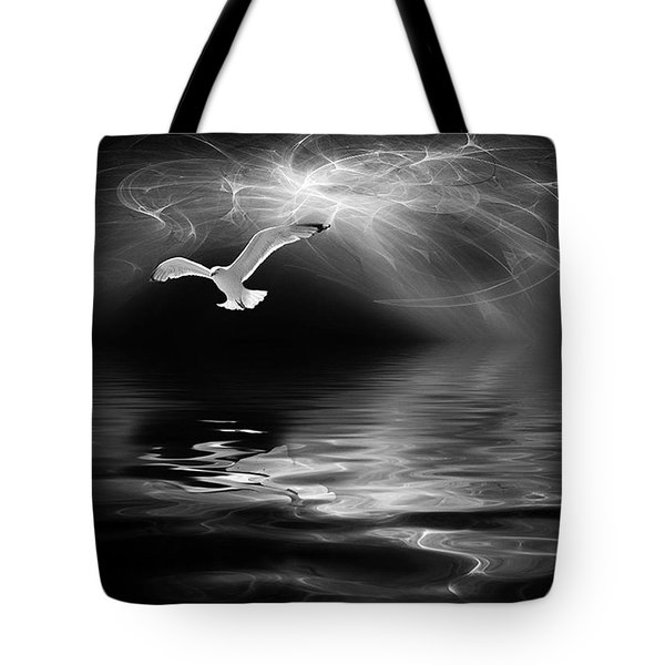 Harbinger Tote Bag by John Edwards