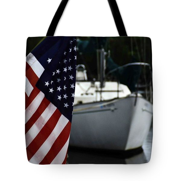 Harbor Tote Bag by Allen Beilschmidt