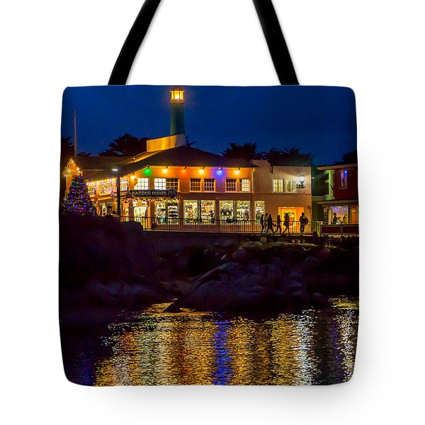 Harbor House Tote Bag
