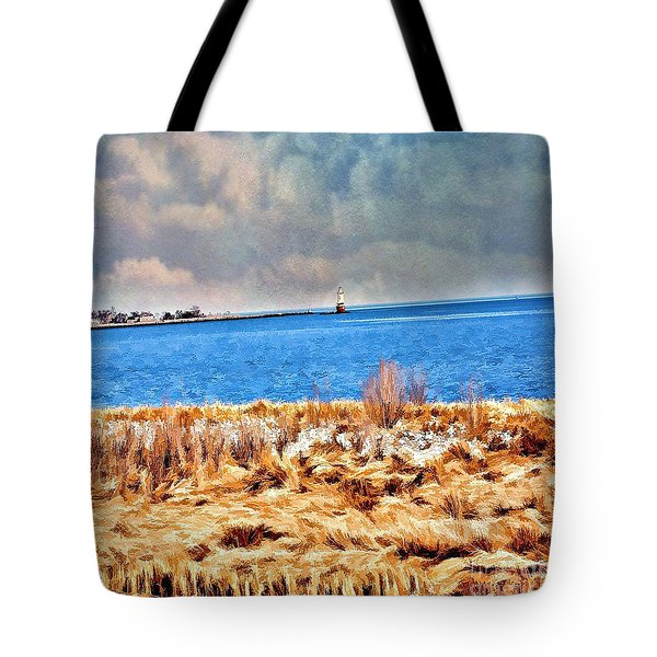 Harbor Of Tranquility Tote Bag