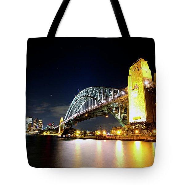 Harbour City Tote Bag