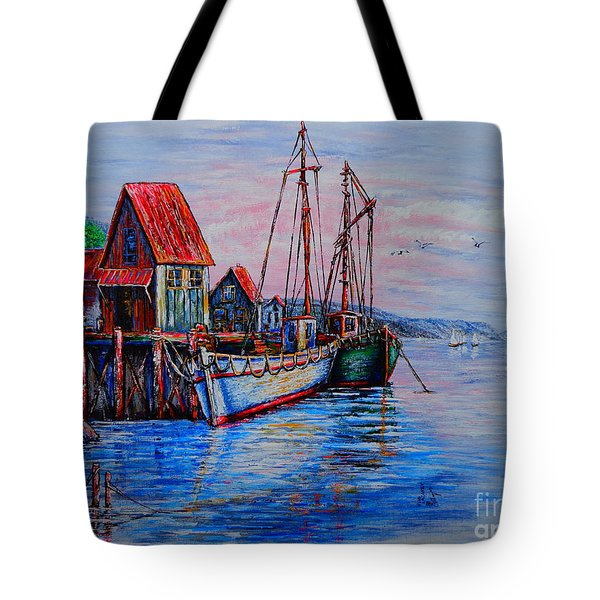 Harbour Tote Bag