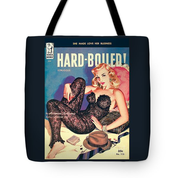 Hard-boiled Tote Bag