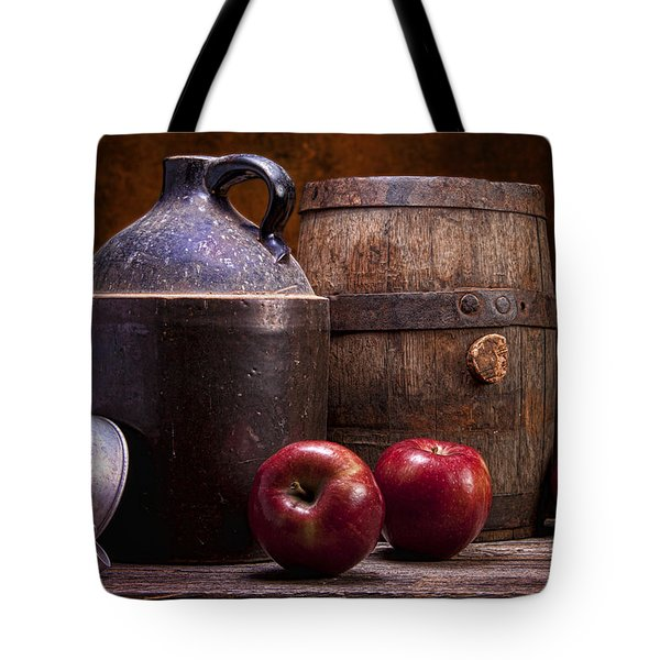 Hard Cider Still Life Tote Bag