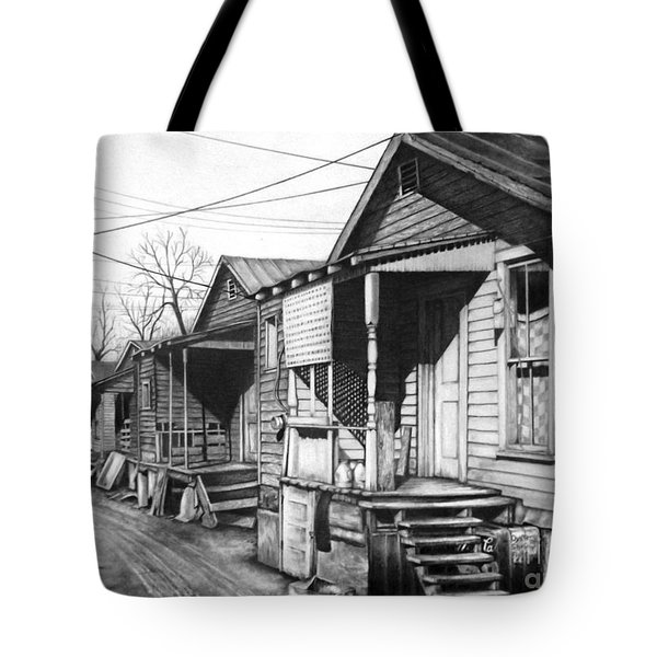 Hard Knock Life Tote Bag