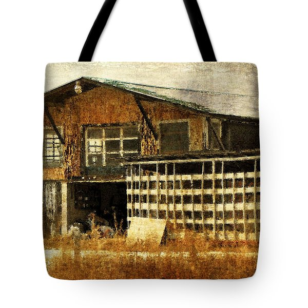 Hard Labor Tote Bag by Lois Bryan