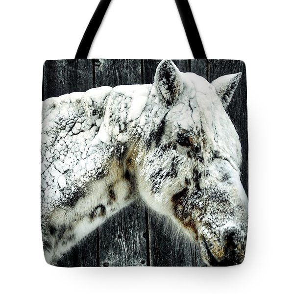 Hard Winter Tote Bag