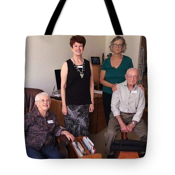 Harding School Revisited Tote Bag