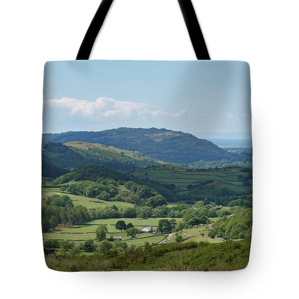 Hardknott View Tote Bag