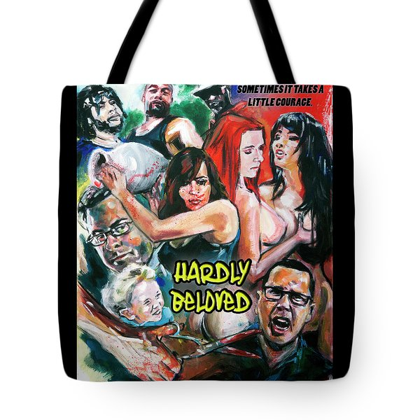 Hardly Beloved Poster A Tote Bag