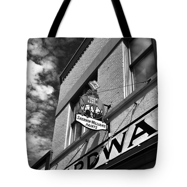 Hardware Tote Bag
