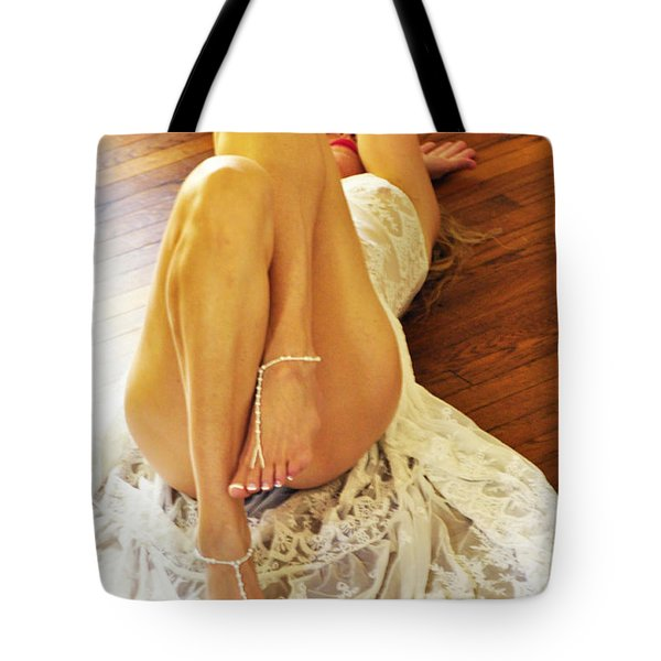 Hardwood Tote Bag