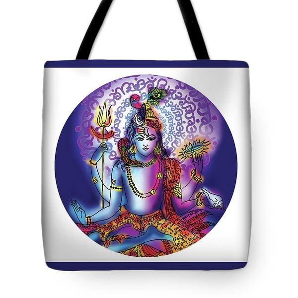 Hari Hara Krishna Vishnu Tote Bag