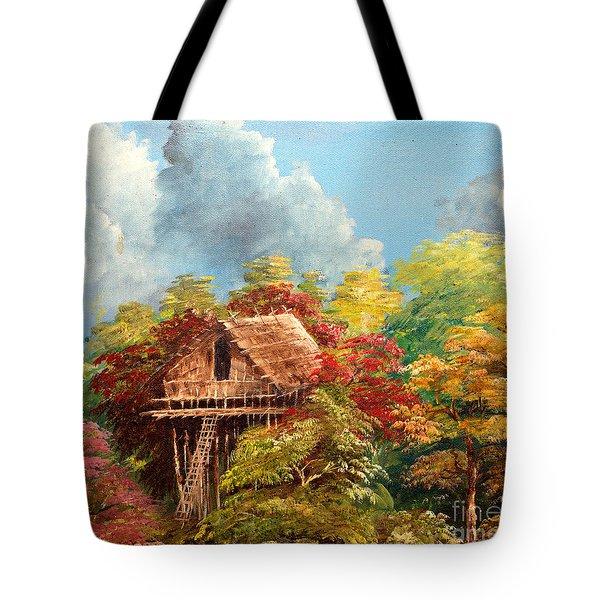 Hariet Tote Bag by Jason Sentuf