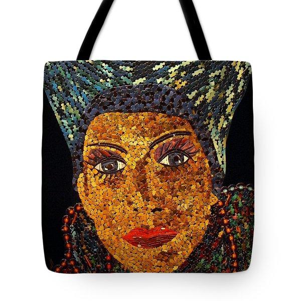 Harlequin Tote Bag
