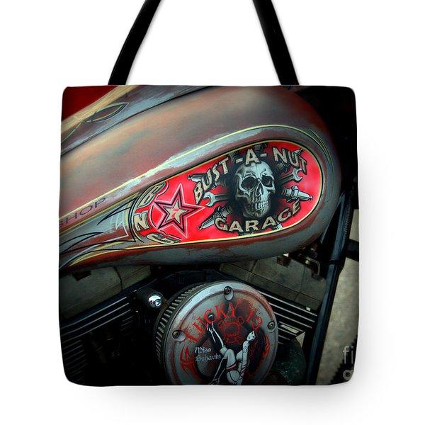 Harley 1 Tote Bag
