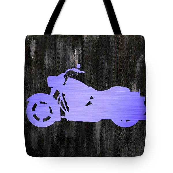 Harley Art Tote Bag