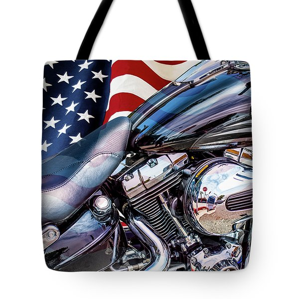 Harley-davidson 103 - B Tote Bag