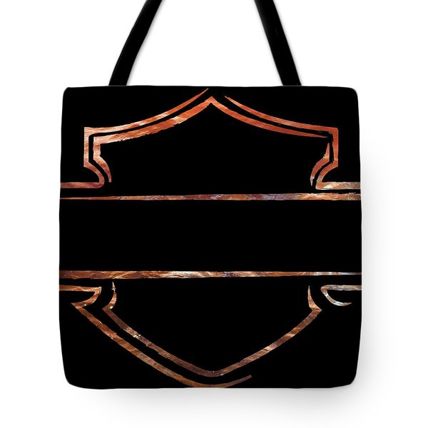 Harley Davidson  Tote Bag by Jamie Lynn