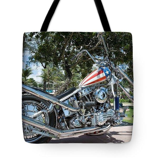 Harley-davidson Tote Bag