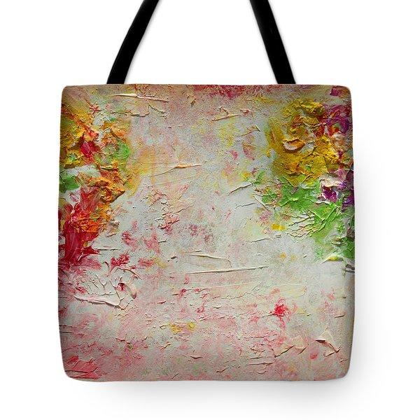 Harmony And Balance Tote Bag