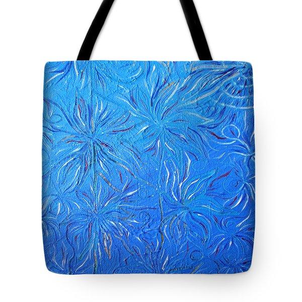 Harmony And  Health Talisman Tote Bag