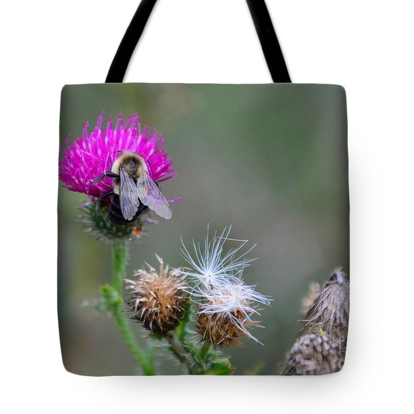 Harmony Tote Bag by Cindy Manero