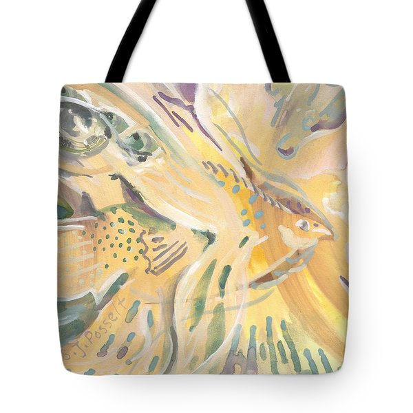 Harmony On Earth Tote Bag
