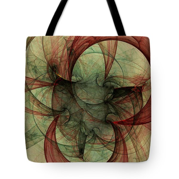 Harmony Remains Tote Bag
