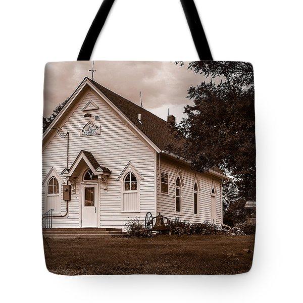 Harmony School Tote Bag