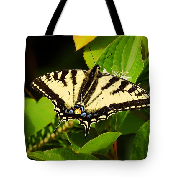 Harmony Tote Bag by Zinvolle Art
