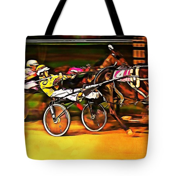Harness Race #2 Tote Bag