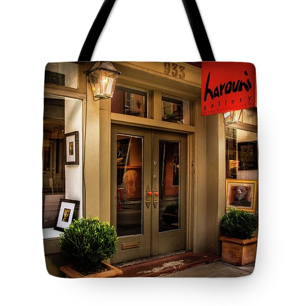 Harouni Gallery Tote Bag