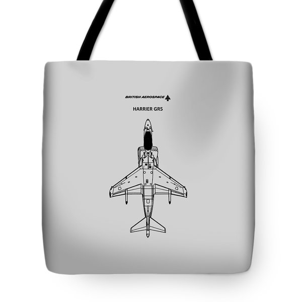 Harrier Gr5 Tote Bag