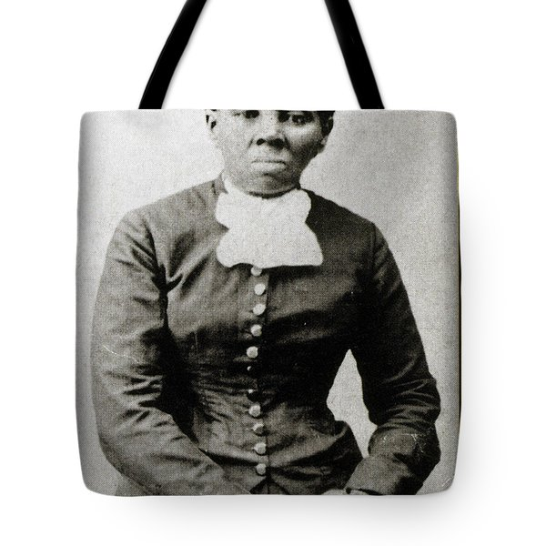 Harriet Tubman, American Abolitionist Tote Bag by Photo Researchers