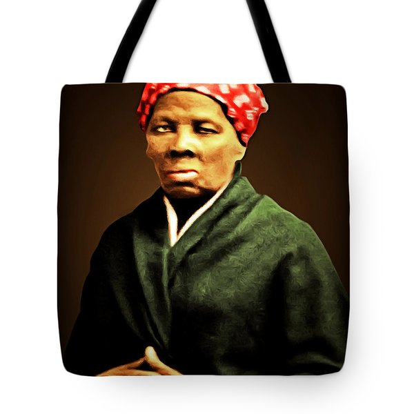 Harriet Tubman Underground Railroad 20160420 Tote Bag