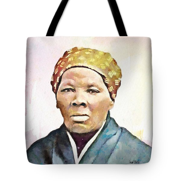 Harriet Tubman Tote Bag