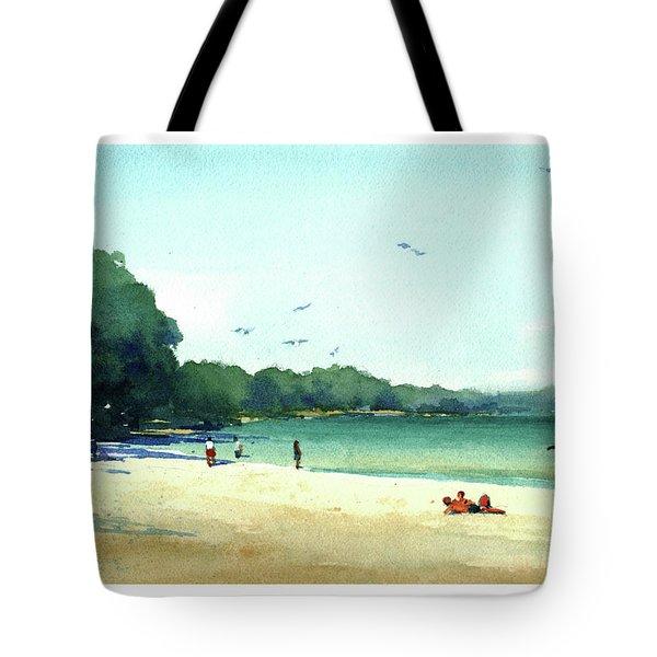Harrington Beach, Wisconsin Tote Bag