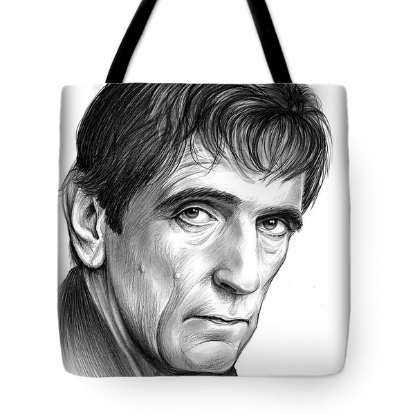 Harry Dean Stanton Tote Bag