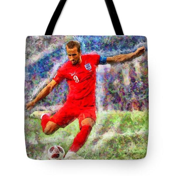 Harry Kane Tote Bag