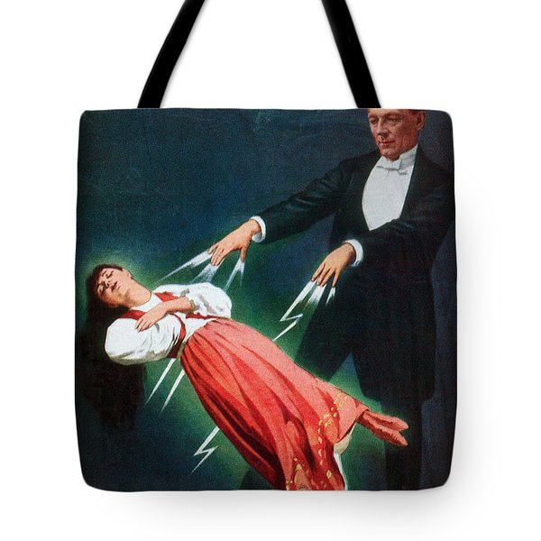 Harry Kellar (1849-1922) Tote Bag by Granger