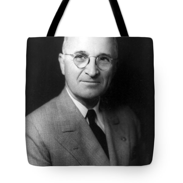 Harry S Truman - President Of The United States Of America Tote Bag