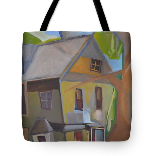 Harry's Tree Tote Bag by Ron Erickson